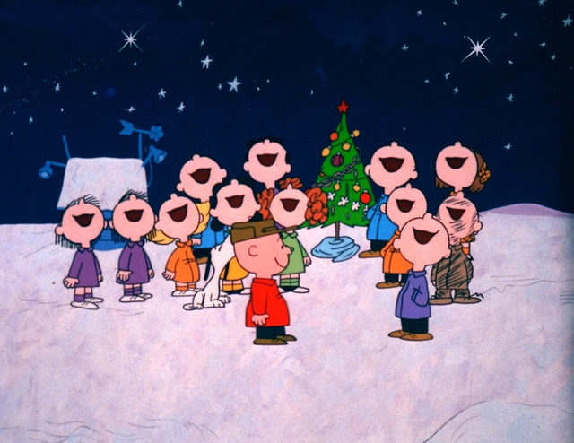 Charlie Brown Christmas Carols