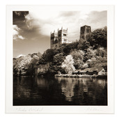 Cathedral And Mill Print - Large