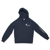 Fairtrade Hoody Diesel Blue