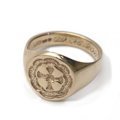 Heritage Ring Gold