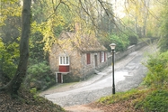 Prebends Cottage Print - Large