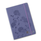 NEW! Easy Notes Notebook A5 Lilac