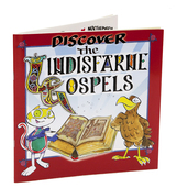Discover the Lindisfarne Gospels (Childrens Sticker Book)