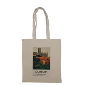 Durham Cathedral Rail Cloth Bag