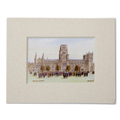 Durham Cathedral and Graduation - Mini Print