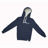 Fairtrade Chunky Hoody Denim