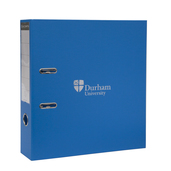 Lever Arch File Blue