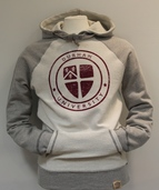 Fairtrade Reverse Loop Hoody