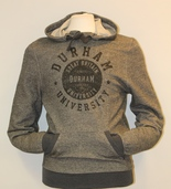Fairtrade Flecked Hoody - Charcoal