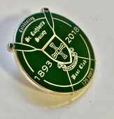 St. Cuthbert's Society Boat Club 125th Anniversary Pin Badge
