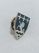 Trevelyan College Enamel Pin Badge