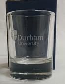 Durham University Shot Glass