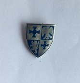 St. John's College Pin Badge