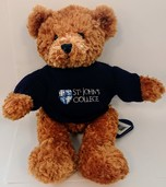 St John's College Bear