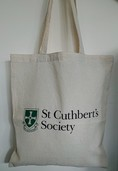 St Cuthbert Cloth Bag