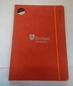 A4 Easynote Notebook - Orange