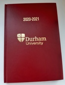 Durham University Academic Diary - Burgundy