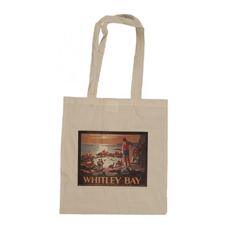 Whitley Bay Cloth Bag