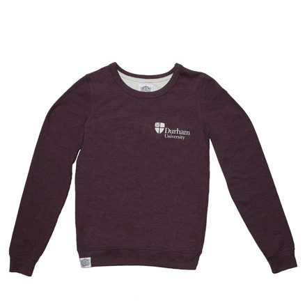 Men's Fairtrade Sweatshirt Plum