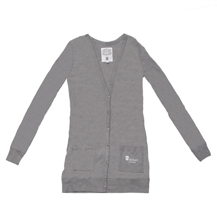 Fairtrade Cardigan Grey