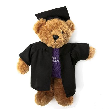 graduation toffee bear
