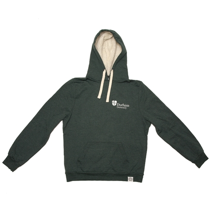 Fairtrade Chunky Hoody Ivy