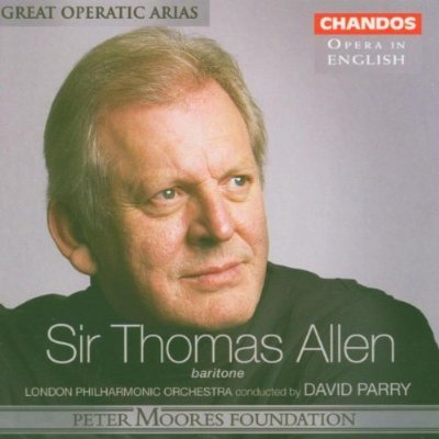 Sir Thomas Allen Great Operatic Arias Cd