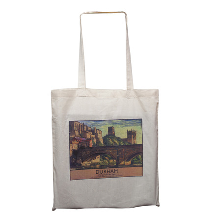Durham Bridge Cloth Bag