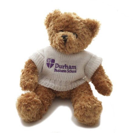 Durham University Business School Toffee Bear