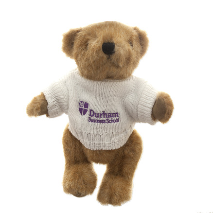Durham University Business School Buster Bear