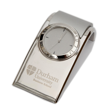 Durham University Business School Lexington Clock