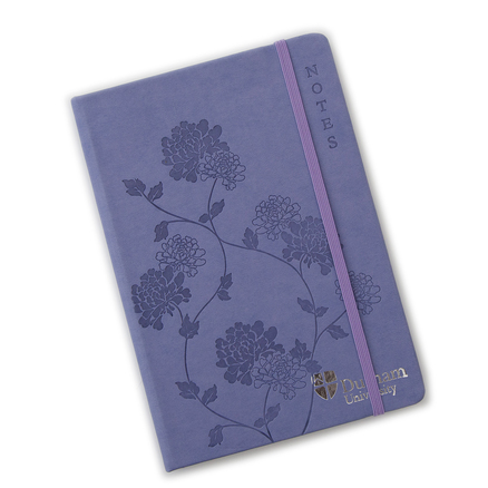 Easy Notes Notebook A5 Lilac