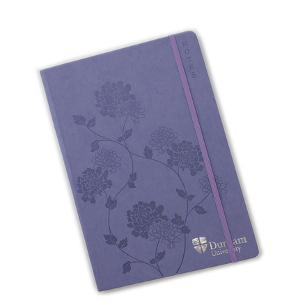 Easy Notes Notebook A4 Lilac