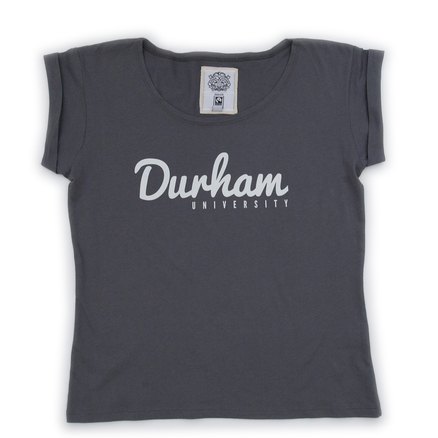 Women's Slouch T-Shirt  Steel Grey