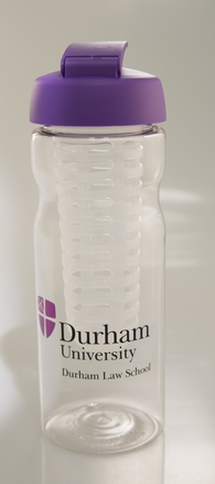 Durham University Law School Water Bottle