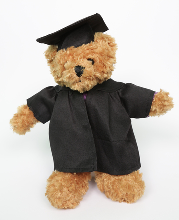 St. Mary's Graduation Bear