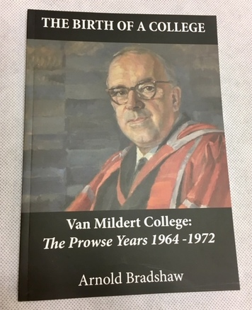 The Birth of a College Van Mildert College: The Prowse Years 1964-1972