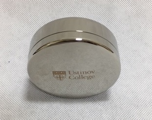 Ustinov College Trinket Box