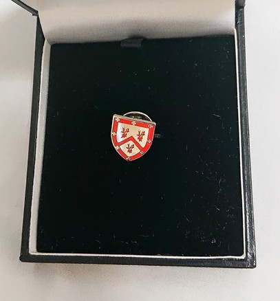 Collingwood College Pin Badge