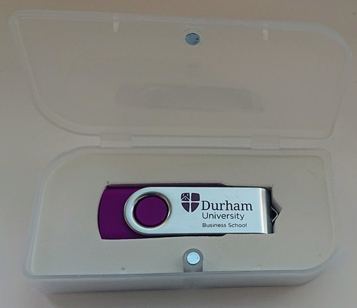 Durham University Business School Memory Stick
