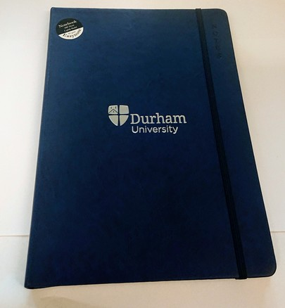 A4 Easynote Notebook - Navy