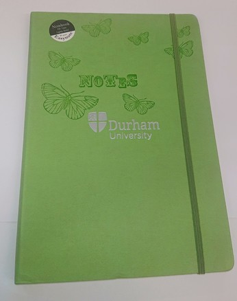 A4 Easynote Notebook - Green