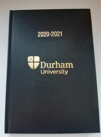 Durham University Academic Diary - Black