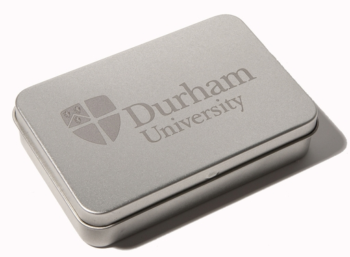 University Memory Stick In Tin