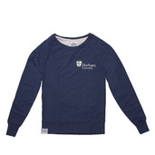 Women's Fairtrade Sweatshirt Denim