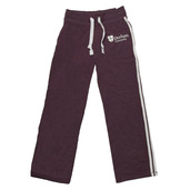 Women's Fairtrade Sweatpants Plum