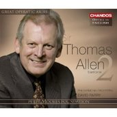 Sir Thomas Allen Great Operatic Arias Cd 2