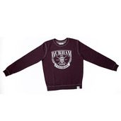 Fairtrade Sweatshirt Plum