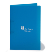 Polyprop A4 Ring Binder Blue