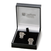 Durham University Business School Pewter Cufflinks